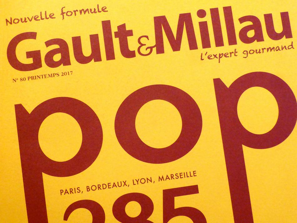 Pop!? Der französische Gault&Millau versucht einen neuen, alten Begriff zu lancieren.