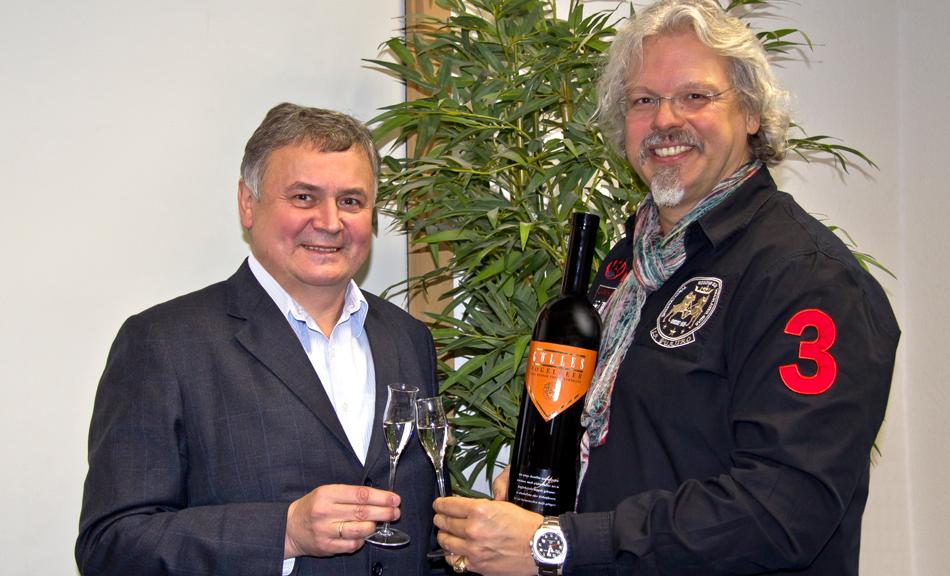 Gölles und Ralf Bos