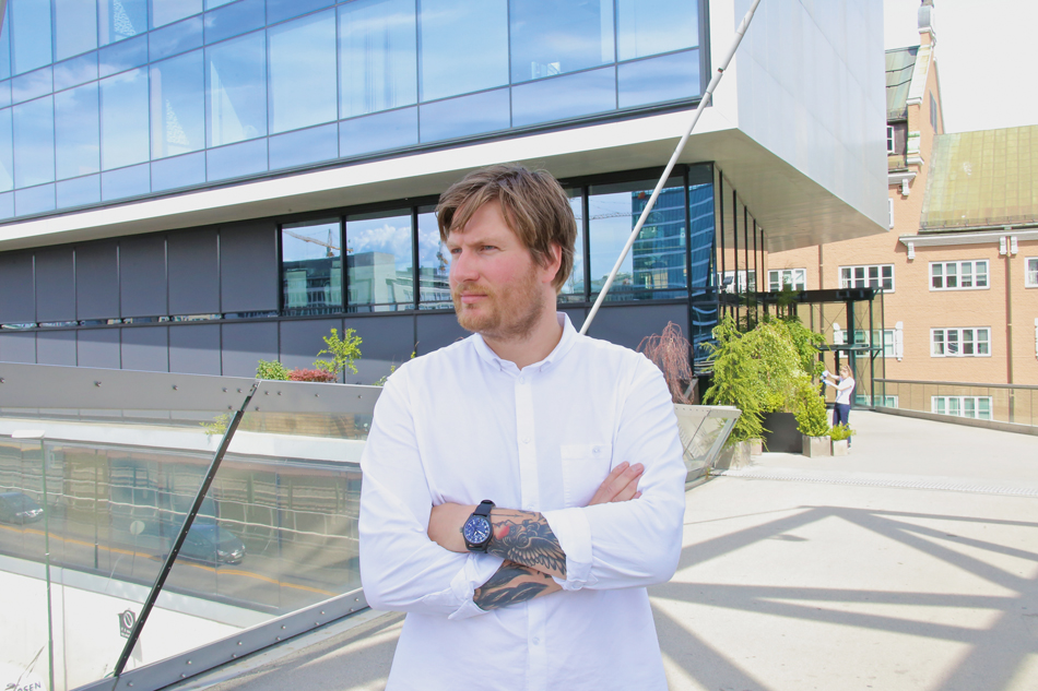 Interview Esben Holmboe Bang, Restaurant Maaemo in Oslo