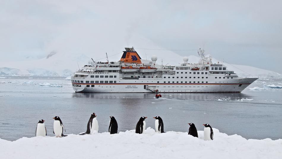 Antarktika Part Three: Antarktis