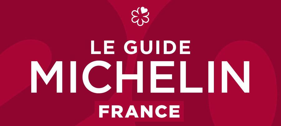 Guide Michelin Frankreich 2018