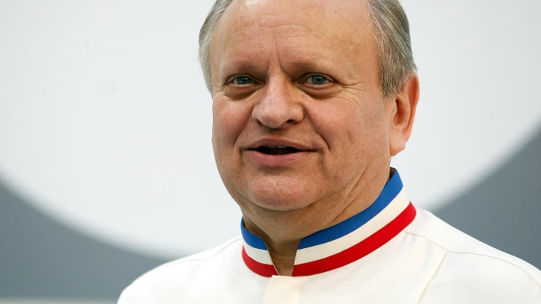 Joel Robuchon (1945 – 2018)