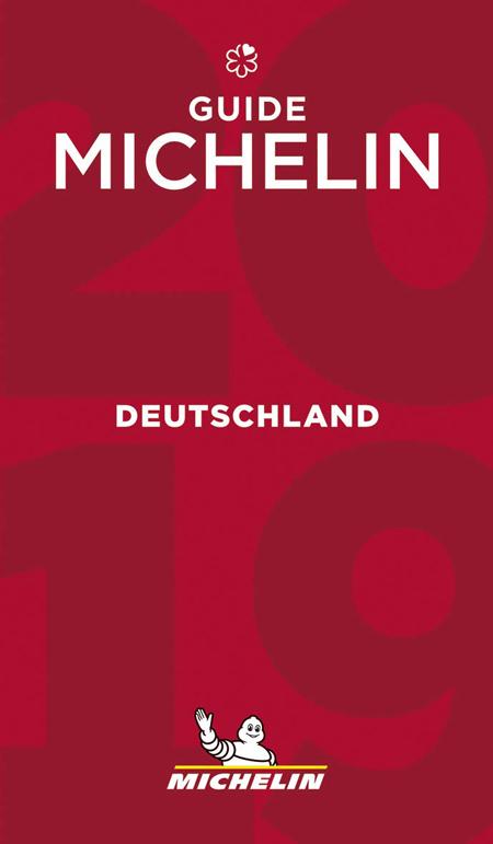 Guide Michelin Deutschland 2019