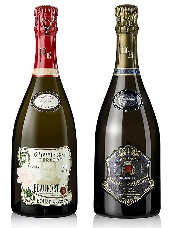Beaufort Champagner