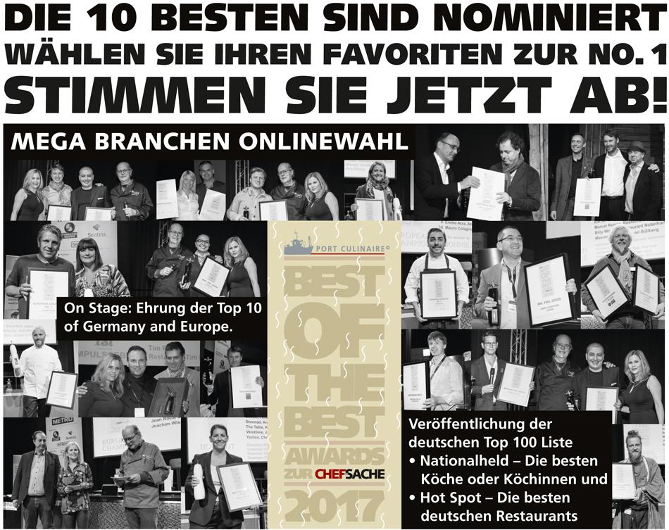 Best-of-the-Best Awards 2017 – Jetzt Favoriten wählen!