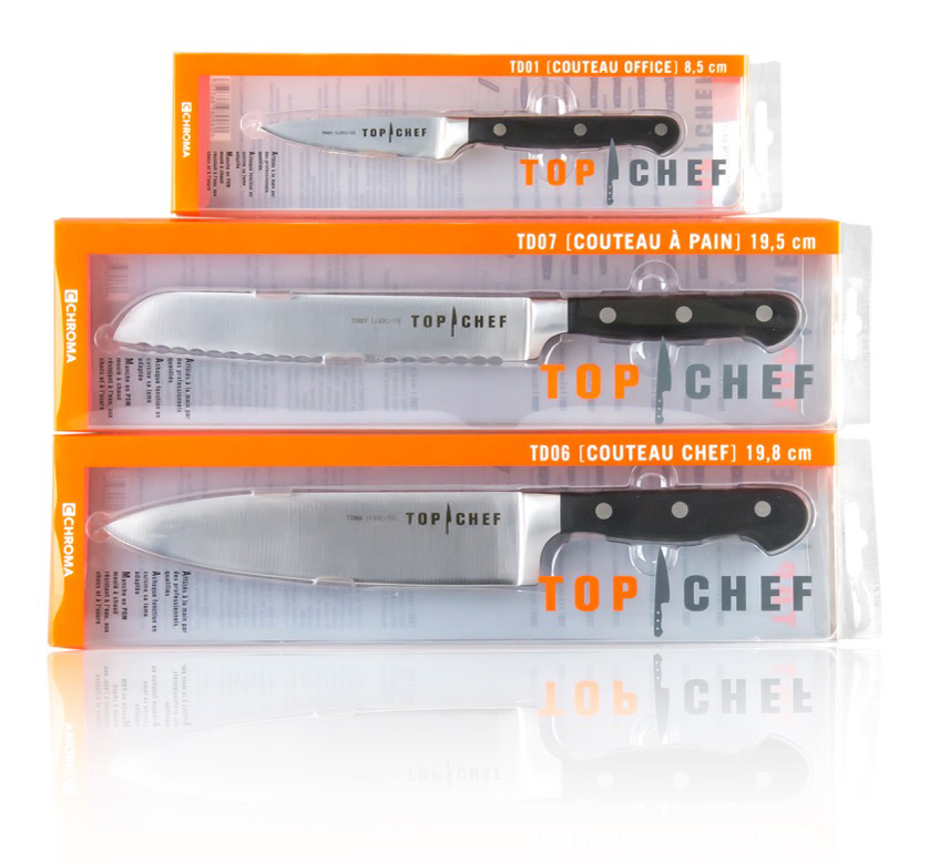 Top-Chef Set