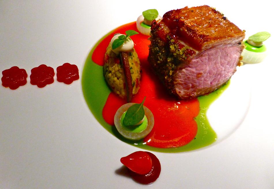 Das kulinarische Werk: Jan Hartwig: Drei-Sterne-Lamm