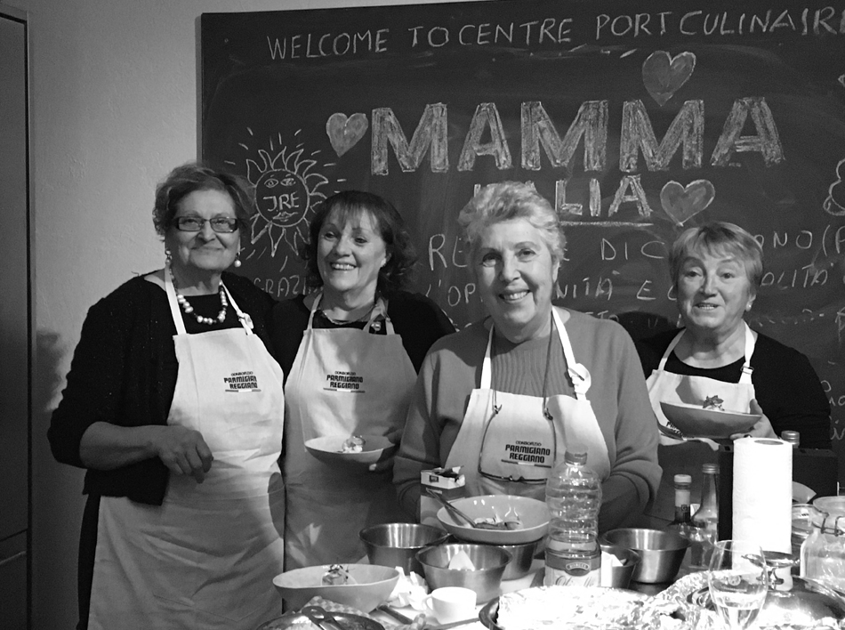 Cucina della Mamma zu Gast im Centre Port Culinaire, Köln