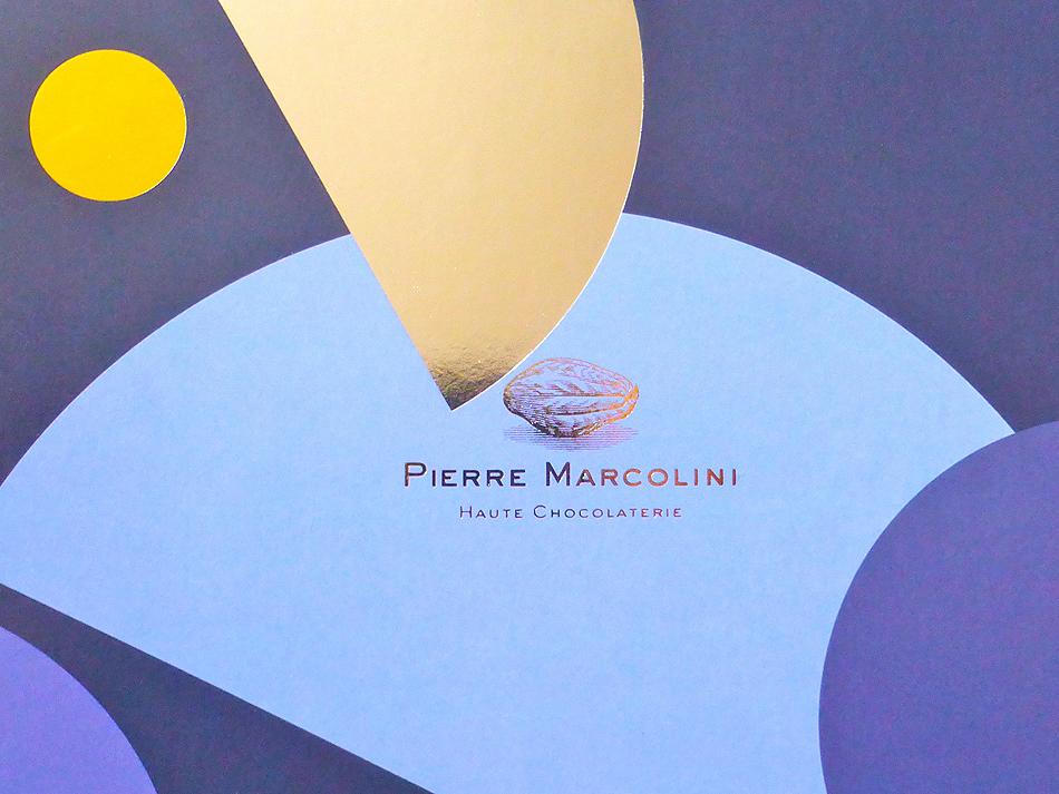 Pierre Marcolini, Chocolats