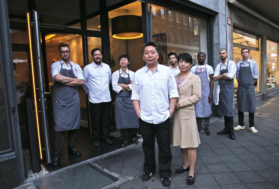 Weltbürger-Küche – Yoshizumi Nagaya