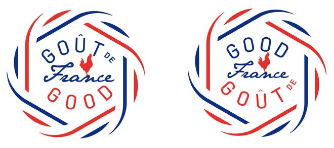 Goût de France 2018 und ein Macron-Menü