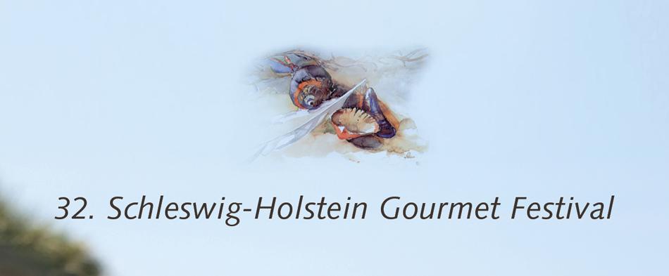 Lust auf Genuss? Vom Insel-Hopping bis Bio-Küche beim 32. Schleswig-Holstein Gourmet Festival