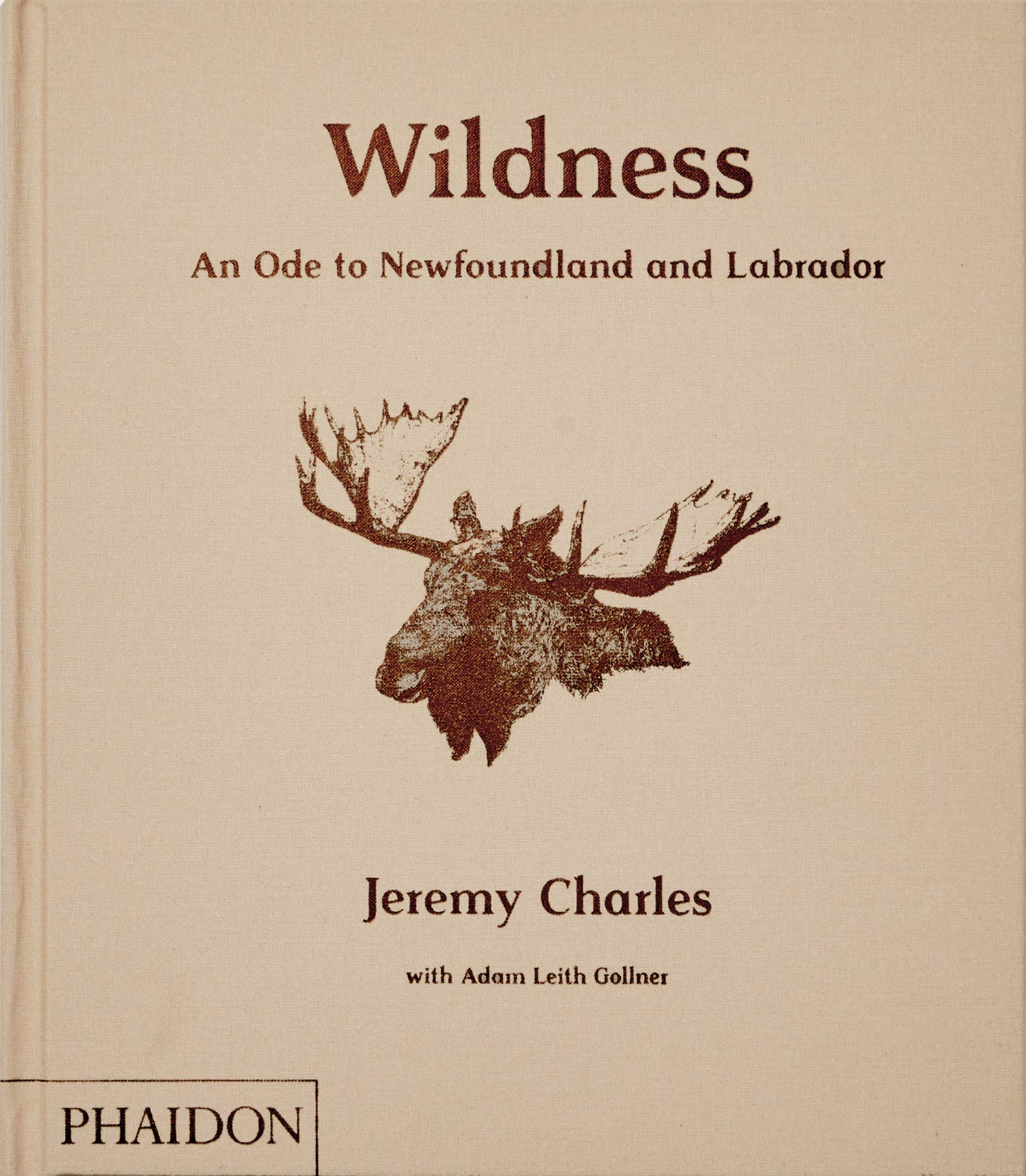 Jeremy Charles: Wildness. An Ode to Newfoundland and Labrador. Phaidon Press Limited, London und New York 2019, 266 S., Ganzleinen, Hardcover, 55 Euro (in englischer Sprache)