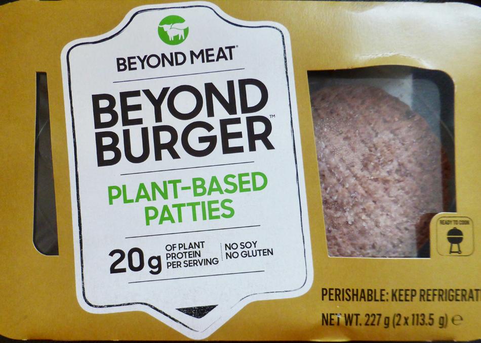 Beyond Burger vs. Boulets à la Liégoise. Ein zufälliges Zusammentreffen besonders psychoaktiver Produkte