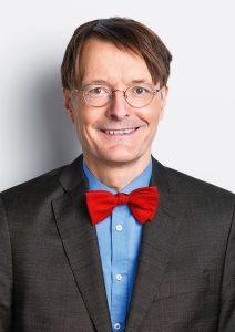 Karl Lauterbach, Foto: Susie Knoll
