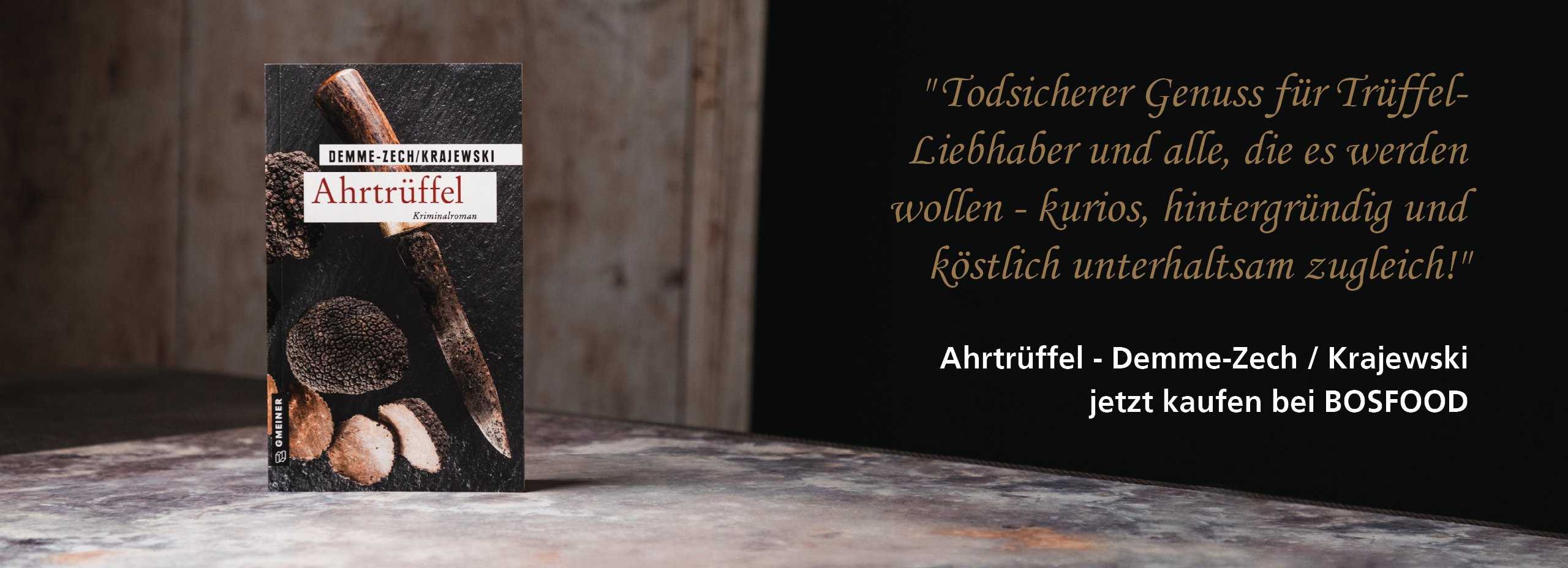 Ahrtrüffel - Demme-Zech / Krajewski